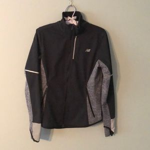 New Balance small running jogging jacket